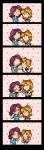 kissy-face